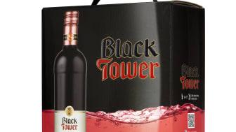 Black Tower Pink Rosé – nyhet i beställningssortimentet!