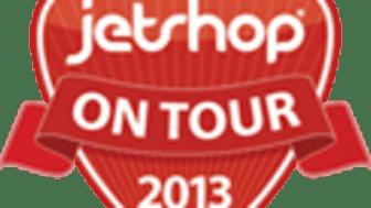 Jetshop OnTour med Payson (Malmö, Göteborg,Stockholm)