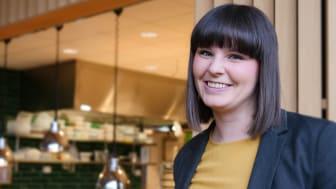 Sofie Eidissen, Management Trainee på Clarion Hotel Sign