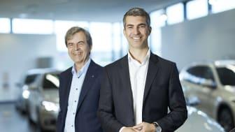 Svein Å. Strøm overlater staffettpinnen til ny konsernsjef i Bavaria Nordic; Jacob Tveraabak (40)