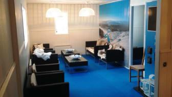 Telenor Business Lounge i Åre