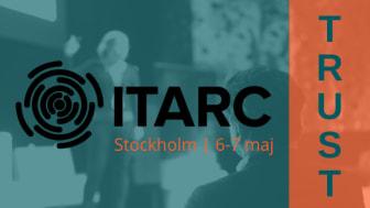 ITARC 2019, 6-7 maj i Stockholm