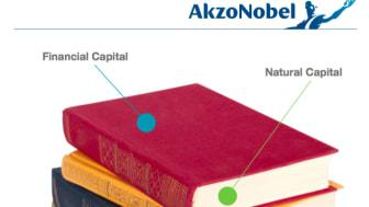AkzoNobel at the Book Fair in Gothenburg: Paper books have a future