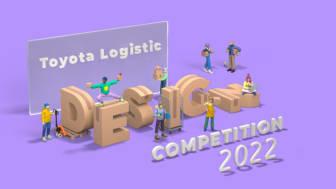 Toyota Logistic Design Competition 2022 - efterlyser inspirerade lösningar för urban mikrologistik