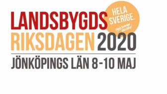 Landsbygdsriksdagen 2020 till Jönköping