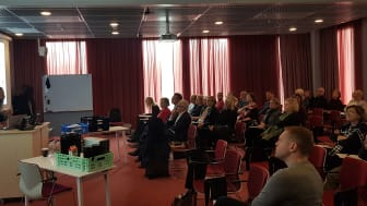 Professor Henrik Zetterberg föreläser om biomarkörer