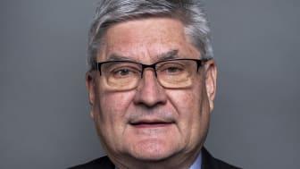 Ilvars Hansson, gruppledare för Sverigedemokraterna i hälsa- vård- och omsorgsnämnden