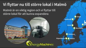 Varmt välkommen på invigning av vårt nya kontor i Malmö - World Trade Center