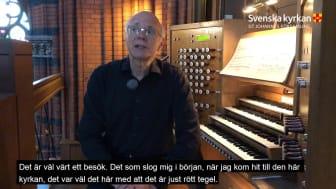 Sigvard Selinus: Om musiken och kyrkan