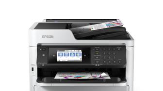 Epson's WorkForce Pro WF-C5790