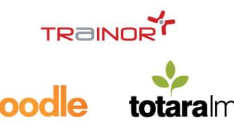 Moodle og Totara støtte på www.trainor.no.
