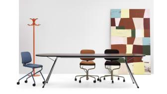 Lammhults på plats i Milano under Milan Design Week, 17-22 april