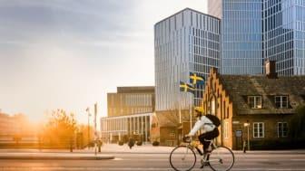 cykla mot hälsa och hållbarhet