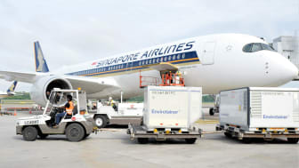 The Changi air cargo hub is ready for the safe, reliable and efficient transportation of the vaccines.