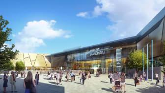 KONE ska leverera energieffektiva People Flow lösningar till Skandinaviens största köpcentrum
