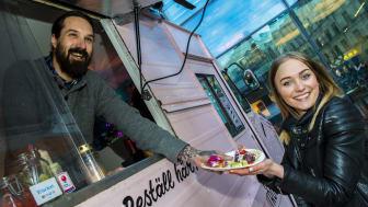 El Taco Truck i Stockholm finalist i Arla Guldko 2014