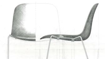 Designmöbelföretaget Lammhults lanserar ny design på Salone del Mobile 2014