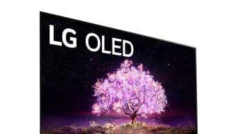 LG MODTAGER REKORDMANGE PRISER UNDER DEN FØRSTE DIGITALE CES