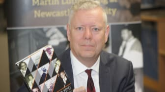Historic discoveries lead to Northumbria academic curating Martin Luther King exhibition