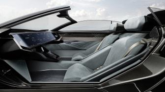 Audi skysphere sæder klar til autonom kørsel uden rat og pedaler