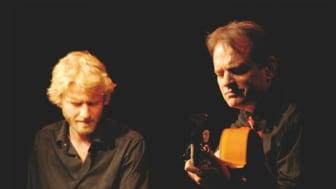 Folkmusik med Claes Ottelid & Stephan Jarl på Willboda