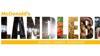 Big Mac. Pommes. Bauernhof: McDonald's macht Urlaub in Deutschland schmackhaft