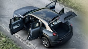Mazda MX-30: Åpne dører