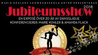 Jubileumsshow 2018 - Showdansskolan Entré