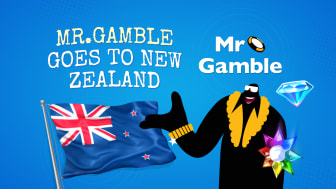 Mr Gamble Expands to New Zealand!