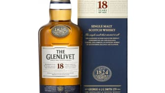 Best in Show - The Glenlivet 18 yo