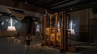 William Kentridge, The Refusal of Time, Installation view 2018. Photo: Niels Fabaek