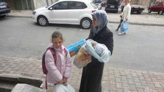460 flyktingfamiljer får hjälp