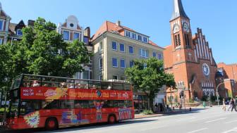 Citysightseeing in Kiel