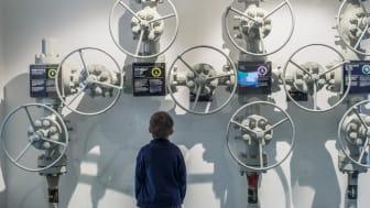 Codesign utformar utställning om olja och gas i Oslo