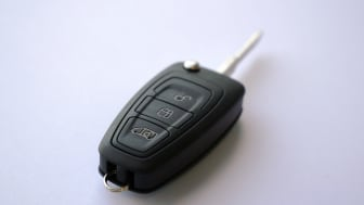 Ford introducerer revolutionerende tændingsnøgle