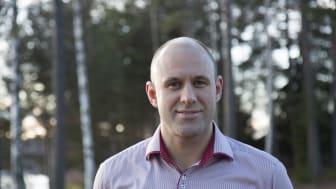 Martin Gallacher, CFO FM Mattsson Mora Group AB
