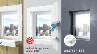 Nominert til innovasjonsprisen - Arstyl LS1 Smygplate