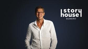 Per Kjellander, VD, Story House Egmont i Sverige