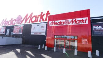 MediaMarkt öppnar i nya lokaler på Drottninggatan i Stockholm