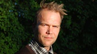 Sören Juvas, ombudsman på Hiv-Sverige.