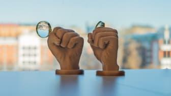 Det gyllene förstoringsglaset delas ut till organisationer eller personer som bidrar till kunskap om källkritik.