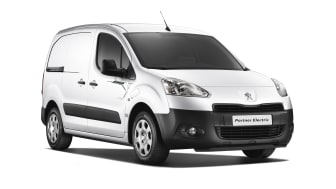 Peugeot leder loppet mot låga koldioxidutsläpp - Peugeot Partner Electrique