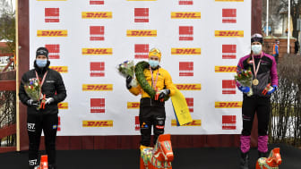 Lina Korsgren vann Tjejvasan 2021