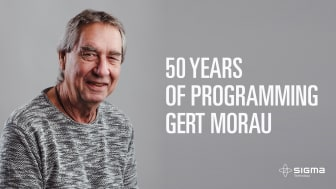 Gert Morau. Foto: Carl Björklund