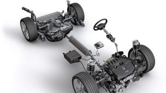 Golf 8 Mild-hybrid-system