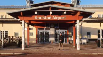 CSG tecknar avtal med Karlstad Airport!