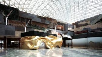 一團和氣(∞Harmony) by Beijing designer Wang Kaifang