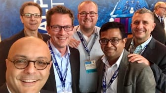 Panalpina's Ocean Freight team came away from TPM19 with valuable discussions and insights. (Photo: Panalpina)