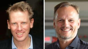 Jochen Roeser (Geschäftsführer Deutsche Arzt AG) und Dr. Frank Schifferdecker-Hoch (Geschäftsführer FPZ GmbH)