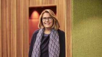 Karin Johansson, vd på Svensk Handel inledde  D-Congress.